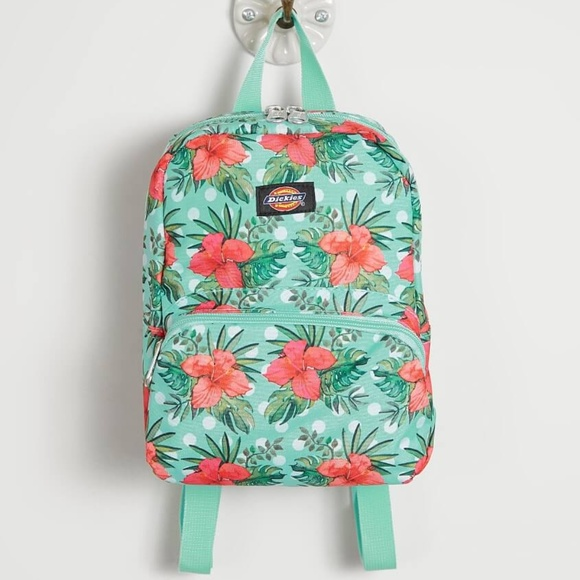1846b23f88d5ce Urban Outfitters Accessories   Dickies Tropical Hibiscus Mini ...